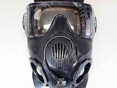 Avon M50 CB Chemical-Biological Respirator/US Military Gas Mask #71050/2 NEW