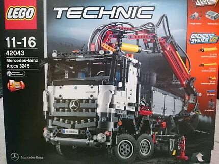 Lego technic 42043 Mercedes-Benz Arocs 3245 Kardinya Melville Area Preview
