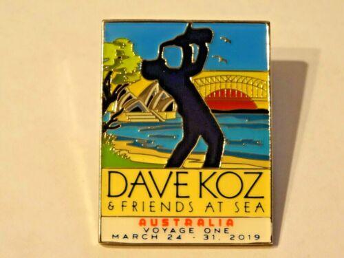 DAVE KOZ & FRIENDS AT SEA ~ 2019 AUSTRIALA VOVAGE ONE ~ MUSIC TOUR