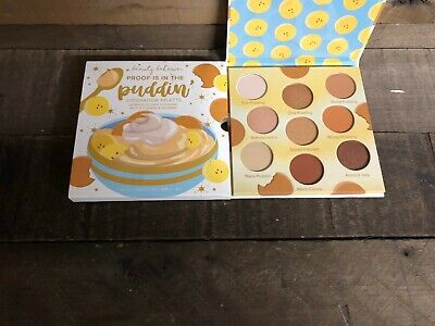 Beauty Bakerie Proof is in the Puddin' Eyeshadow Palette 9 Shades IPSY (Proof Shades)