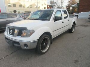 2007 NISSAN Frontier Loaded with aftermarket Parts and accessori