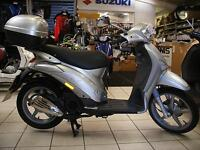 Piaggio Liberty by Sturdey Motorcycles Ltd, Tonbridge, Kent
