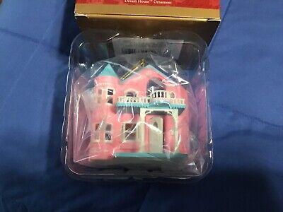 Hallmark Barbie DREAM HOUSE ornament