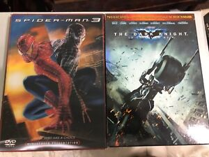 Spider-Man 3/ The Dark Knight 2 Disc DVD