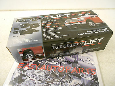"ReadyLift Ready Lift Suspension Systems 2.5"" Front Leveling Kit Lift"