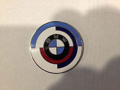 BMW 70mm Motorsport Enamel Emblem