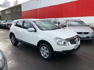 2008 Nissan Dualis ST Manual SUV Lilydale Yarra Ranges Preview