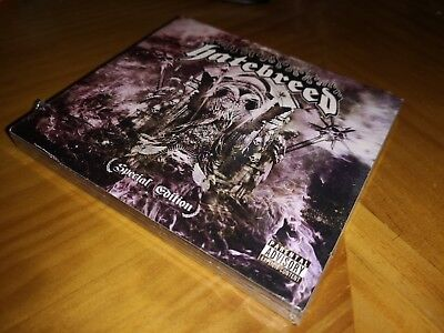 Hatebreed - S/T [Special Limited Edition] (CD & DVD) Explicit Metal New & Sealed