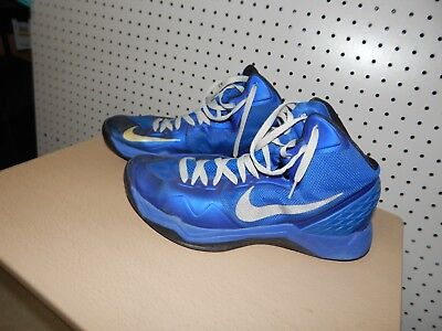 6234c13d5e3ee Nike Zoom Lebron Soldier VIII Mens Basketball Shoes - 653648-404 - size 9