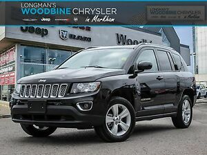 2016 Jeep Compass High Altitude /Sunroof/Leather Interior