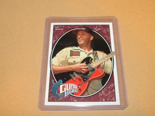 2008 UPPER DECK GUITAR HEROES TOM MORELLO RAGE AGAINST THE MACHINE #253