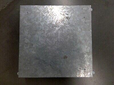 Spider Mfg Inc. Cfb401 10x10x3-34 Infloor Junction Box Free Shipping