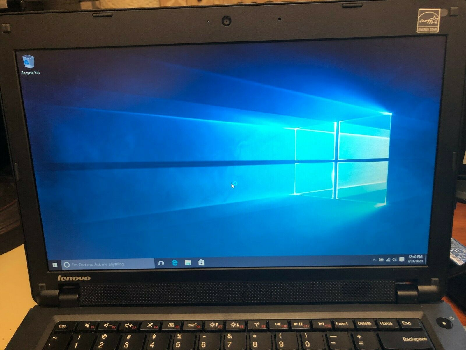 Laptop Windows - lenovo thinkpad laptop, Windows 10 professional, used