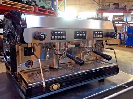 WEGA POLARIS TWO GROUP HEAD ESPRESSO COFFEE MACHINE