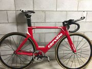 Track Cycling bike - Cervelo T4 Hendra Brisbane North East Preview