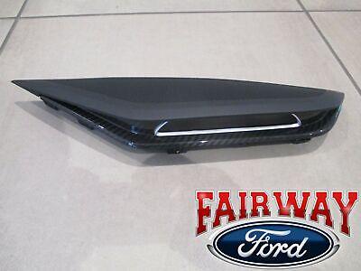 13 thru 18 Focus ST OEM Ford Carbon Fiber Instrument Cluster Bezel Trim Panel Ford Focus Oem Carbon