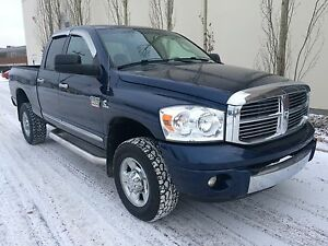 2007 Dodge Ram 2500HD, 5.9L Cummins, Laramie!