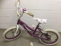 Girls bike great condition