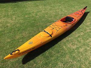 Sea Kayak Moggill Brisbane North West Preview