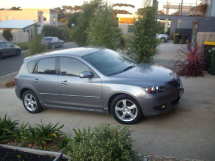 2004 Mazda Mazda3 Hatchback Macedon Ranges Preview