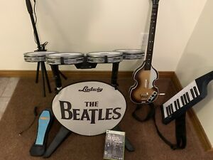 Beatles rock band special edition