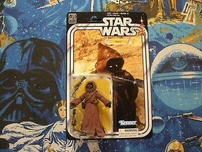 Star Wars Black Series  6 inch 40th Anniversary Jawa Hasbro