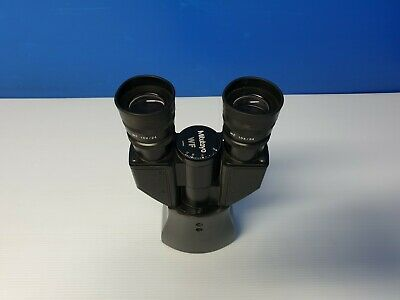 Mitutoyo Microscope Head Wf Part With 2x 10x24 Eyepieces