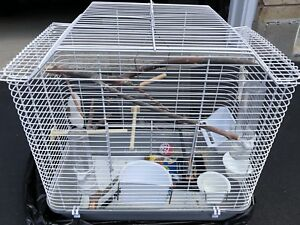 Bird cage perfect for budgies / parakeets