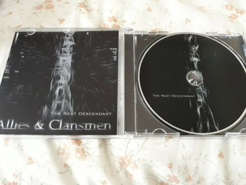 The+Next+Desendant+-+Allies+%26+Clansmen+CD+Compilation+-+as+new