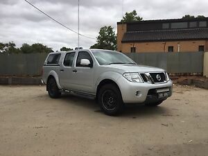 2014 Nissan Navara Ute Mildura Centre Mildura City Preview