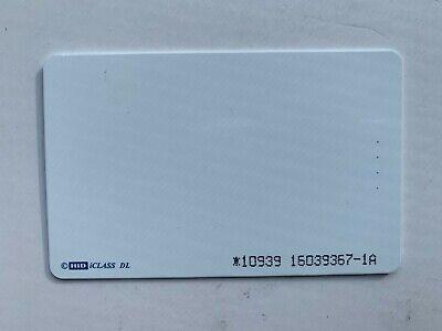 Brand New 10x Hid Iclass Reader Card 2000pggmn Format H10301