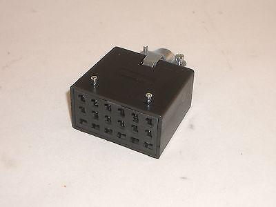 Cinch Jones Beau Molex S-318-cct 38331-8018 Power Connector Socket 18 Pin