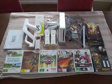 Wii Console, Controllers & Games Deagon Brisbane North East Preview