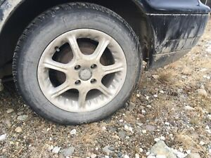 Wheels and Tires for sale