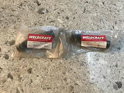 Weldcraft Tig Torch Boot 5030-3. Lot Of 2