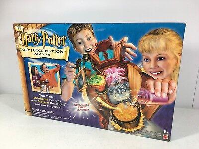 Harry Potter Polyjuice Potion Maker Mattel New Old Stock