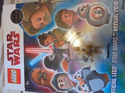 LEGO Star Wars - Official Lego 2019 Annual.