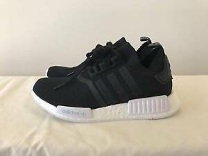 ADIDAS NMD R1 BLACK MONOCHROME PK DS SIZE US8 Melbourne CBD Melbourne City Preview