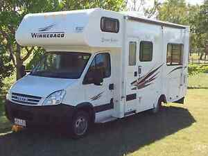 2008 WINNEBAGO LEISURE SEEKER Rockhampton Rockhampton City Preview