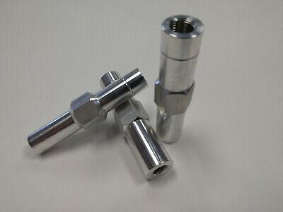 Lightweight Aluminum Turnbuckles Female Lhrh Thread Various Sizes