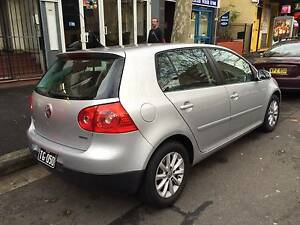 Volkswagen Golf Hatchback - Great condition, low mileage! Bondi Eastern Suburbs Preview