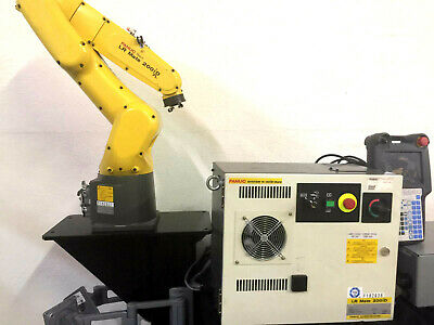 Fanuc Robot Lr Mate 200id 7l With R30ib Control Tested Exceptionally Clean