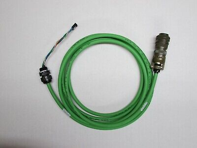 Bridgeport Ez Trak Series Iii Sxdxch X-axis Encoder Cable Pn 3194-3375