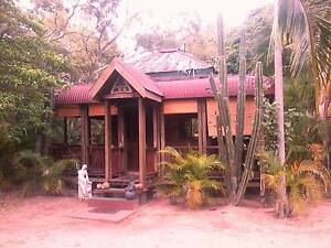 CLASSICAL QUEENSLANDER CABIN at Horseshoe Bay  , Magnetic Island. Horseshoe Bay Townsville City Preview