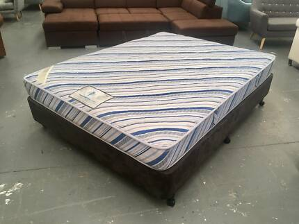 Queen Mattress and Base Ensembles - HEAPS AVAILABLE