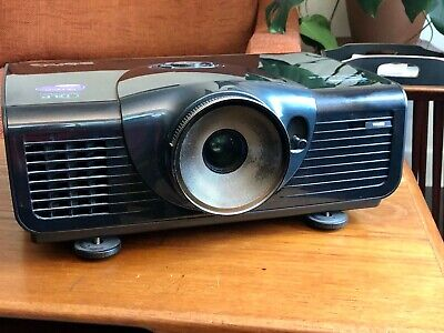 BenQ W6000 DLP 1080p Home Theater Projector - Tested Working