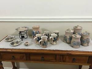 HAND MADE POTTERY COLLECTION FROM MARGARET RIVER Landsdale Wanneroo Area Preview