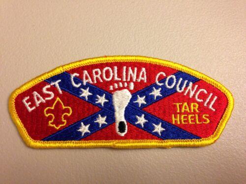 BSA East Carolina Council - S5 CSP  (Tar Heel)