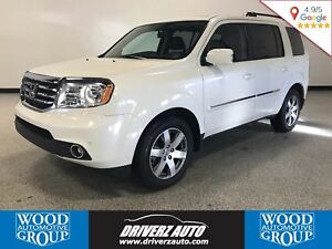 2015 Honda Pilot Touring AWD, LEATHER, Financing Available!!!