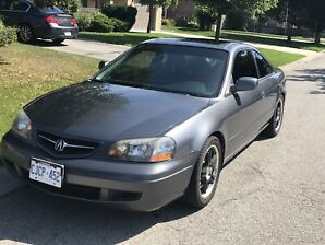 2003 Acura Cl Type S - 6 speed manual